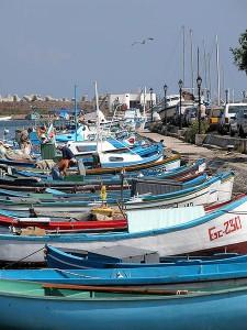 Созополски лодки