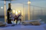 Вечеря на терасата 1